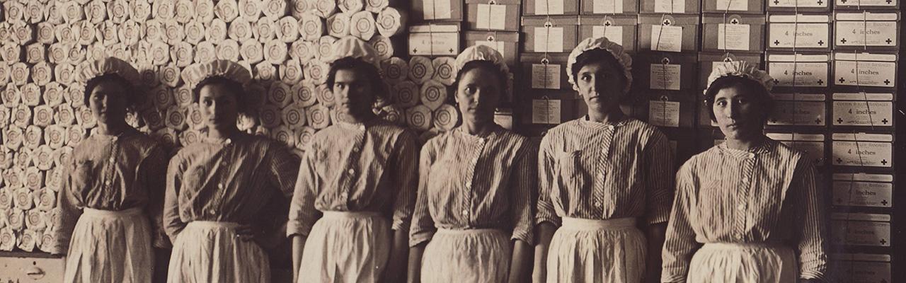 Employées J&J 1915