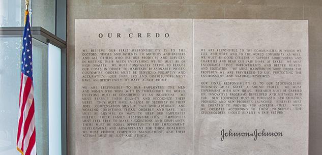 Credo J&J